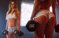 Workout with ANLLELA SAGRA