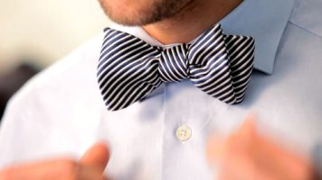 How to Tie a Perfect Bow Tie