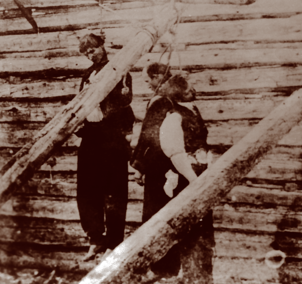 Lynching of Con Wager, Asa Moore & Ned Wilson