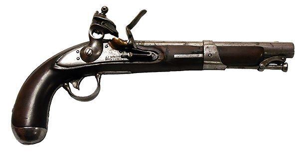 JJ Henry Pistol