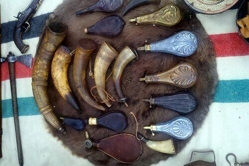 Horns & Guns