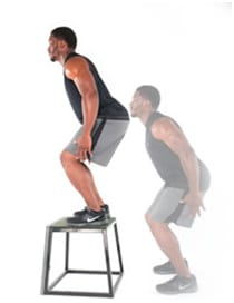 Plyometric-leg-exercise