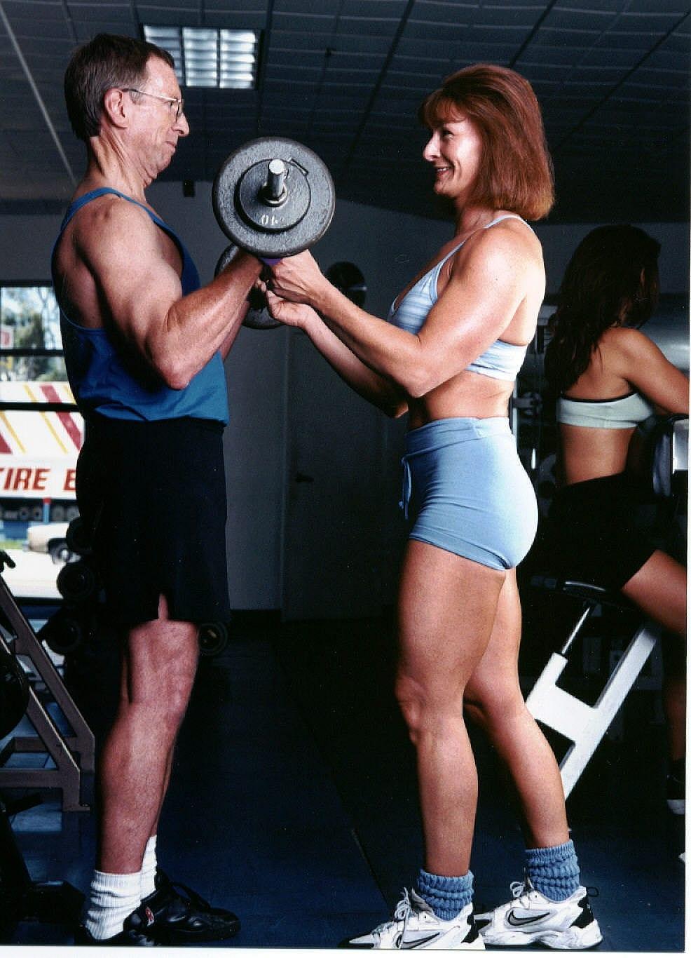 Sandra and Ken Bullock