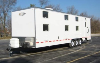 BUNK HOUSE TRAILERS 14 MAN