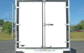 mud logging trailers gallery rear doors