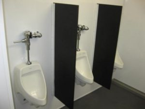oil field restrooms urinals