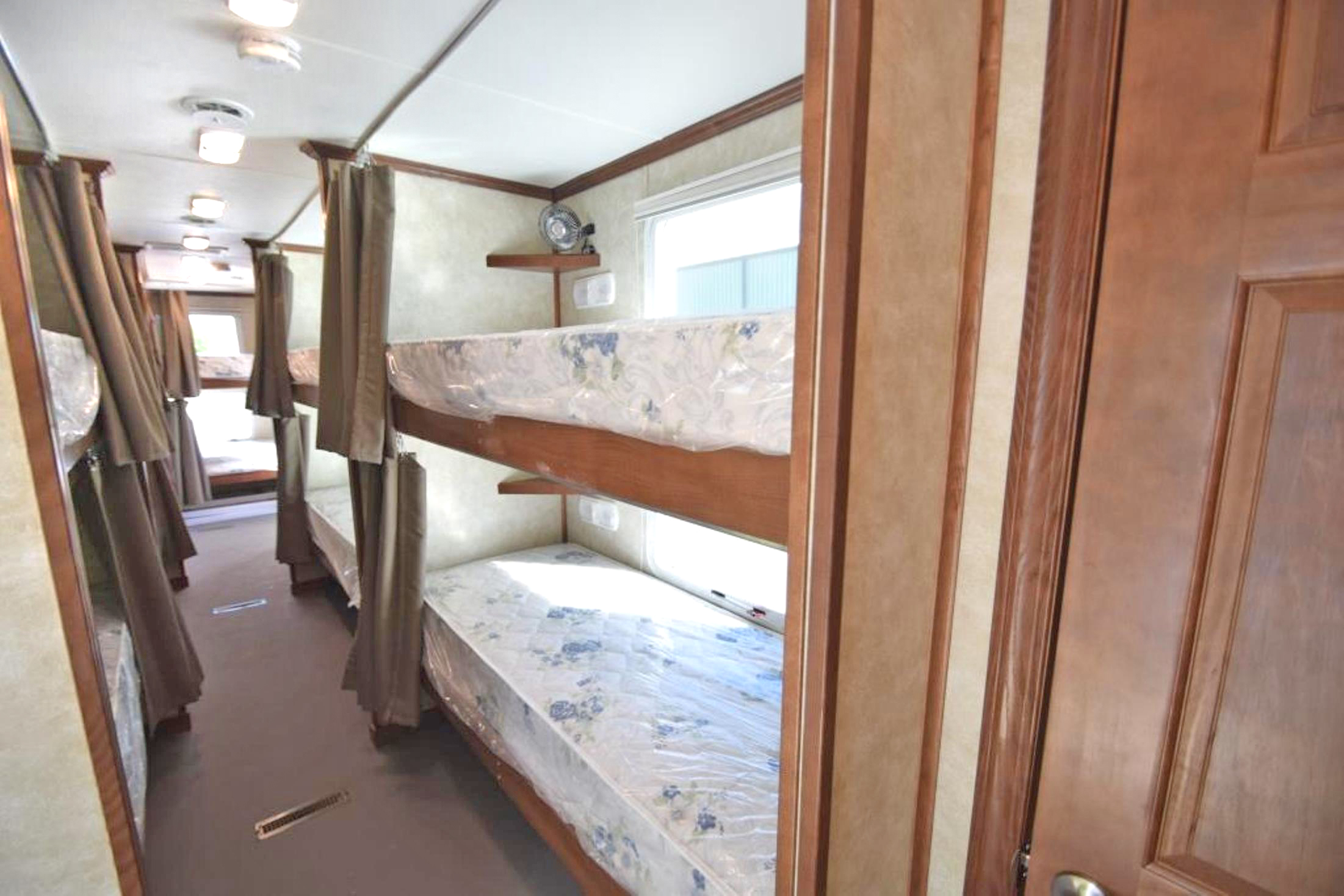 Bunk Bed Trailers