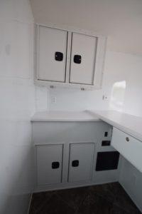 drug testing trailer cabinets
