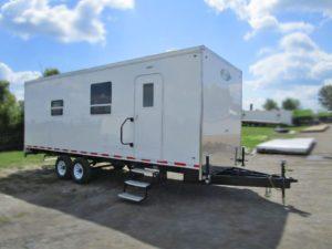cooldown trailer exterior