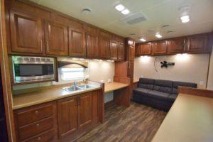 mud logging trailers kitchen