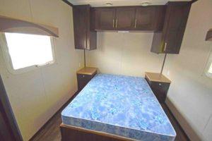supervisor trailer bedroom