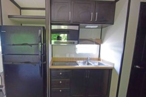 supervisor trailer kitchen