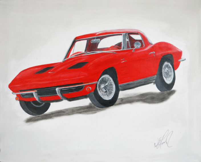 1963 Classic Red