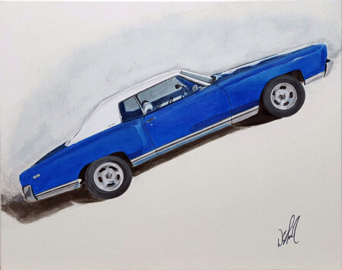 1970 Monte Carlo SS