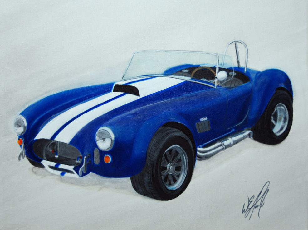 1967 Shelby Cobra AC