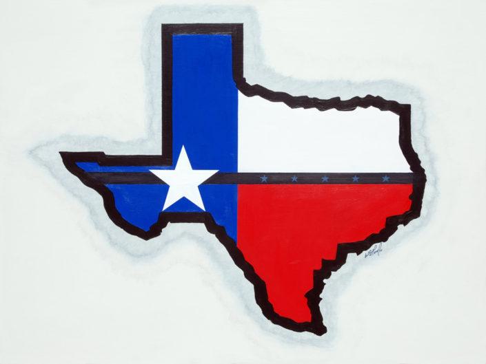 Texas Blue Forever