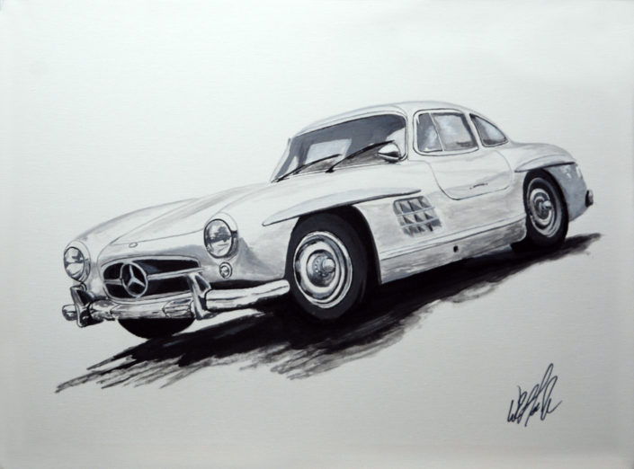 Mercedes-Benz 300 SL Gull Wing