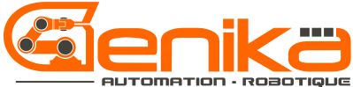 Genika Solutions Inc. Logo