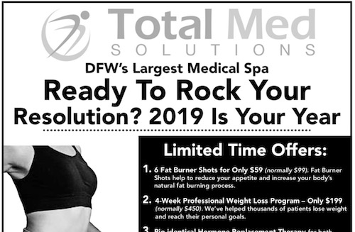 Dallas Morning News Archives Total Med Solutions