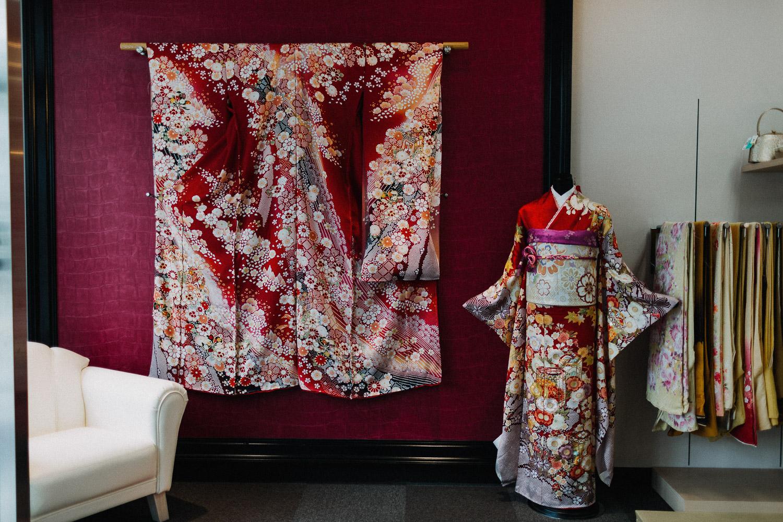 Image of Japanese Kimono Robe