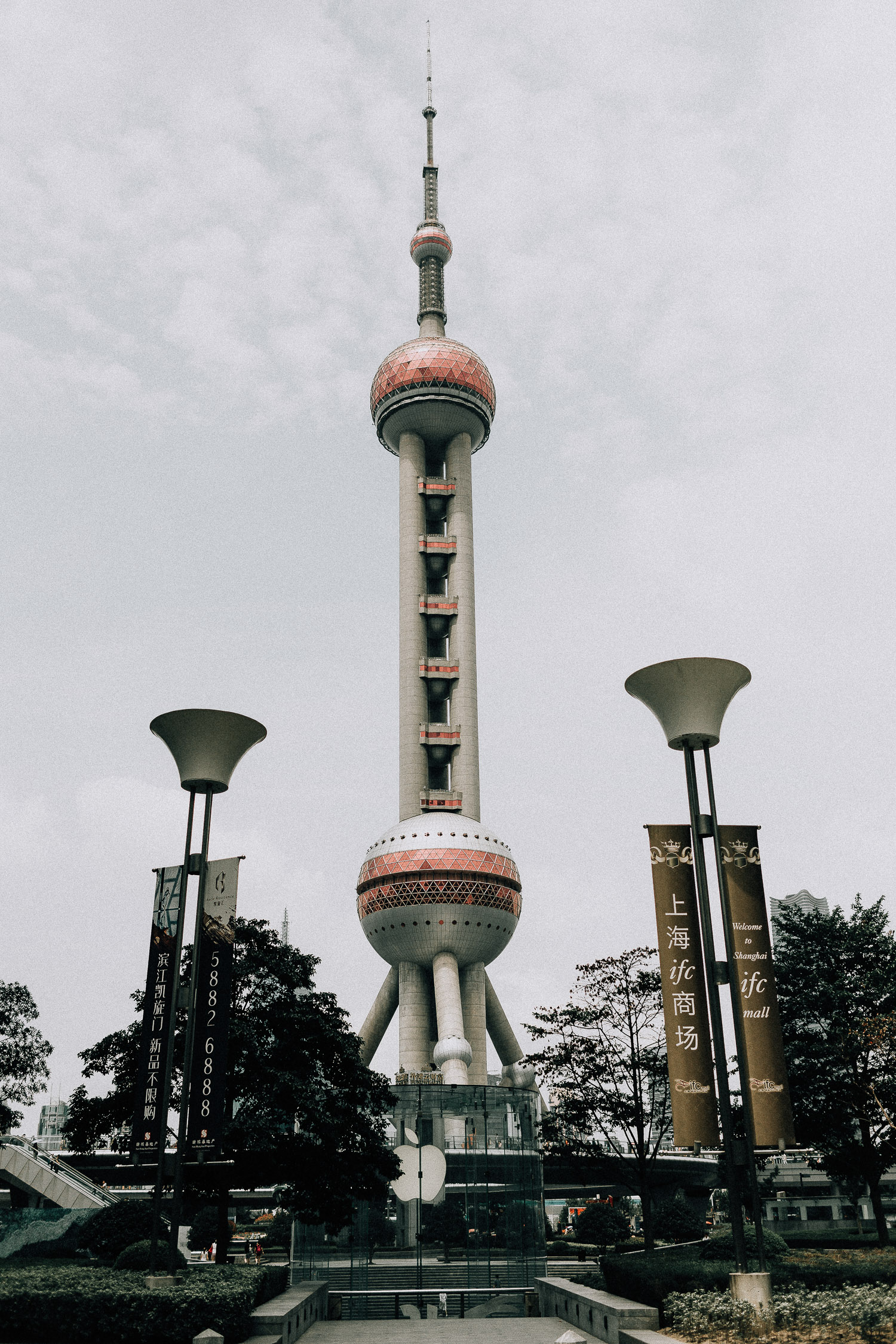 Image of Oriental Pearl Tower