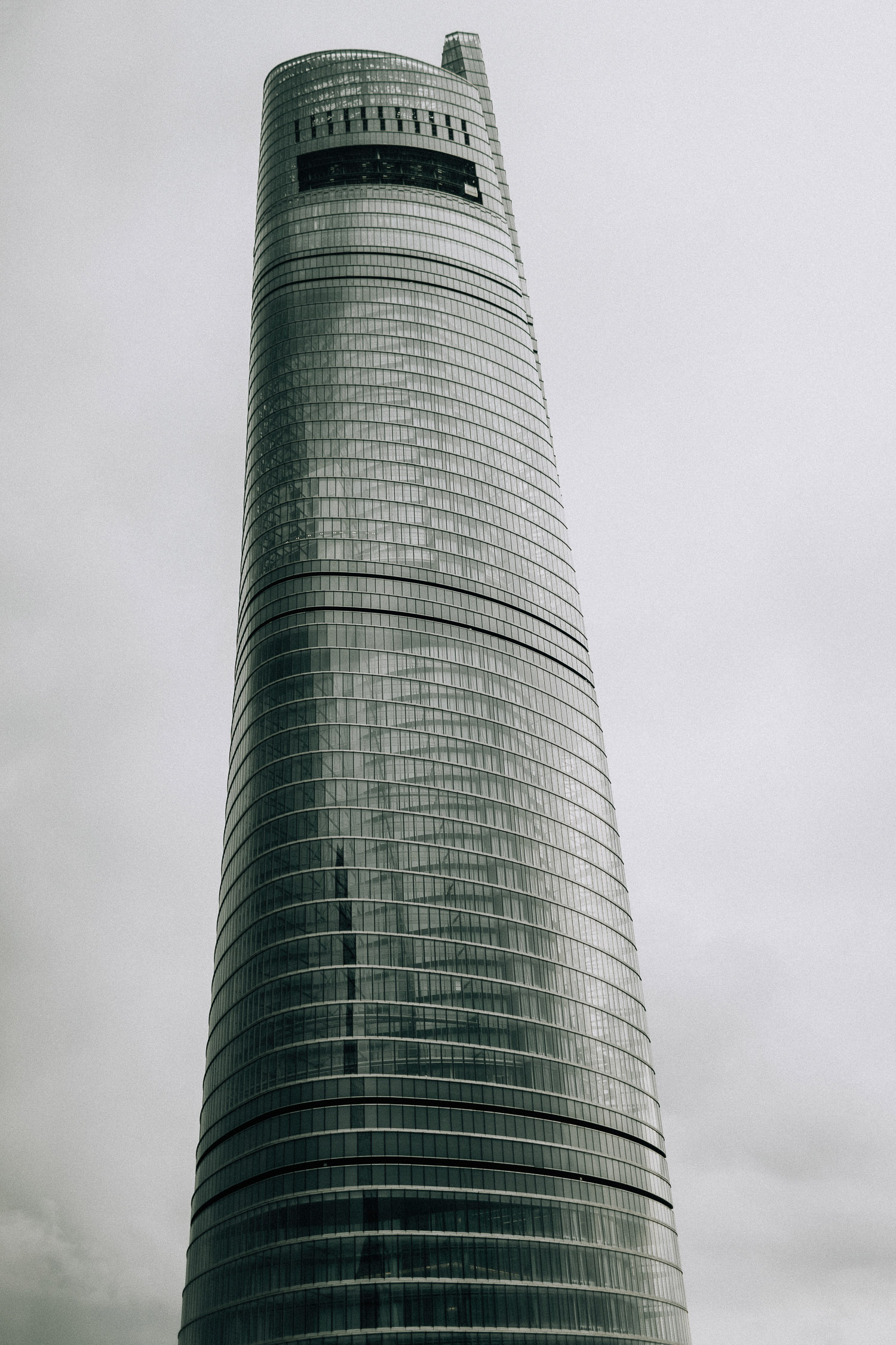 Image of tall building