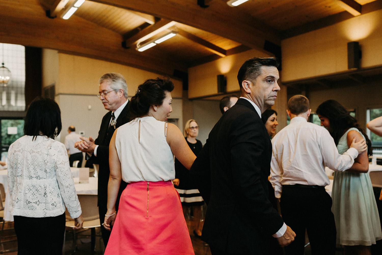 Image of groom's parents