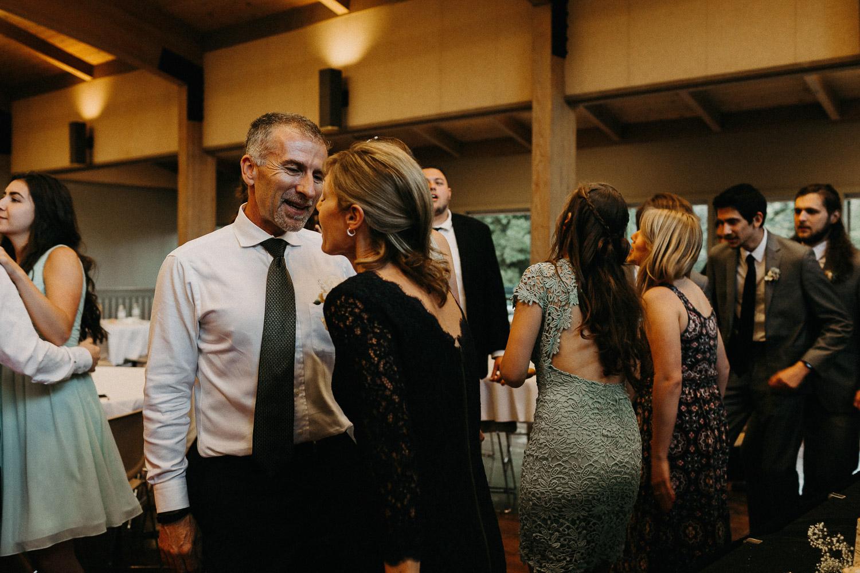 Image of bride's parents
