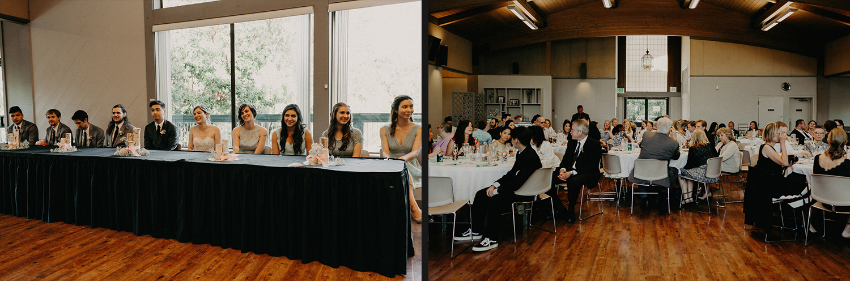 Image of wedding reception