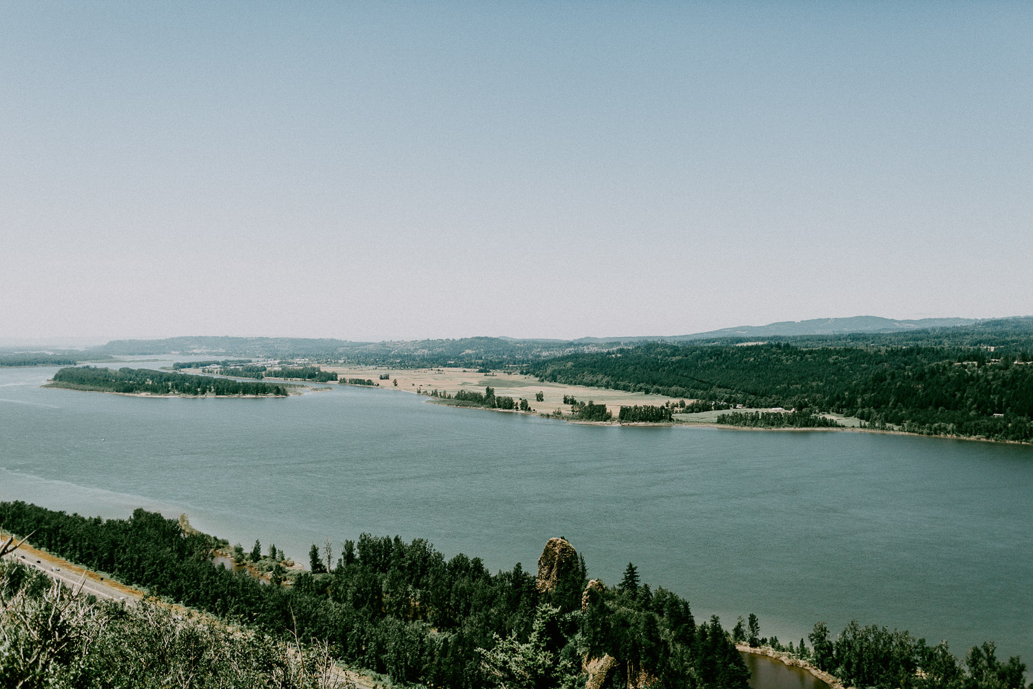 Image of Columbia River in Portland