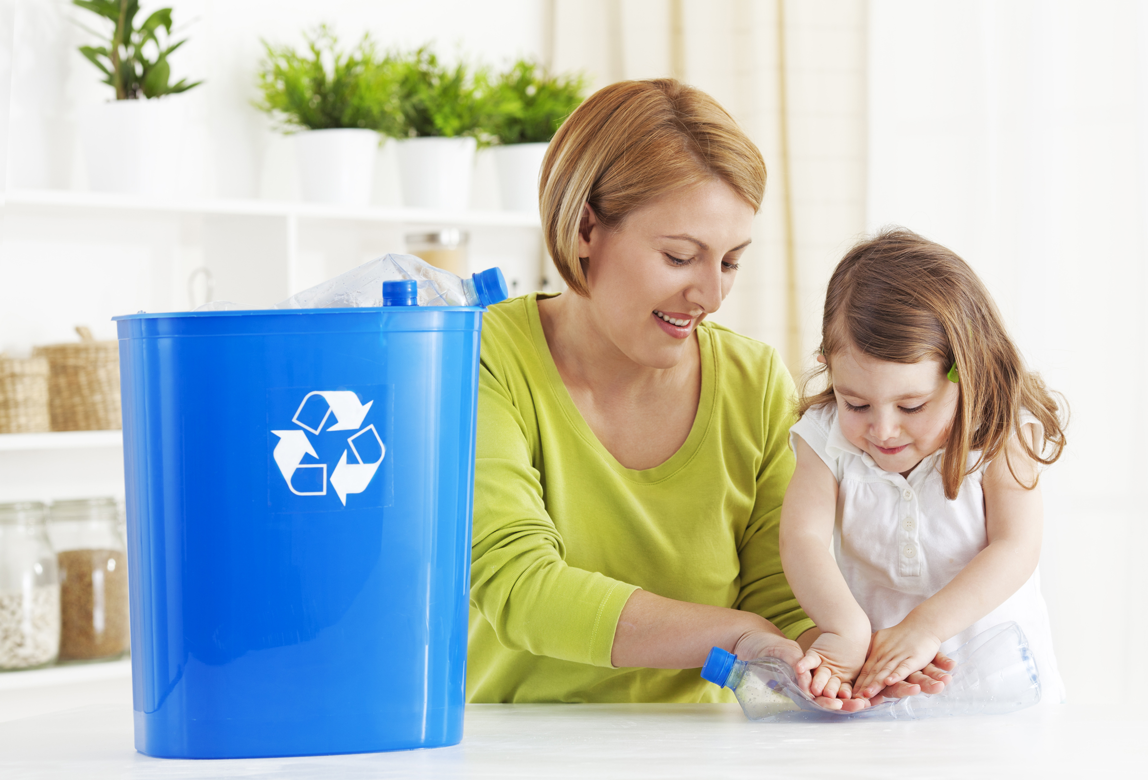 Make Recycling Easy At Home