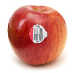 New GS1 DataBars (Bar Codes) on an Apple