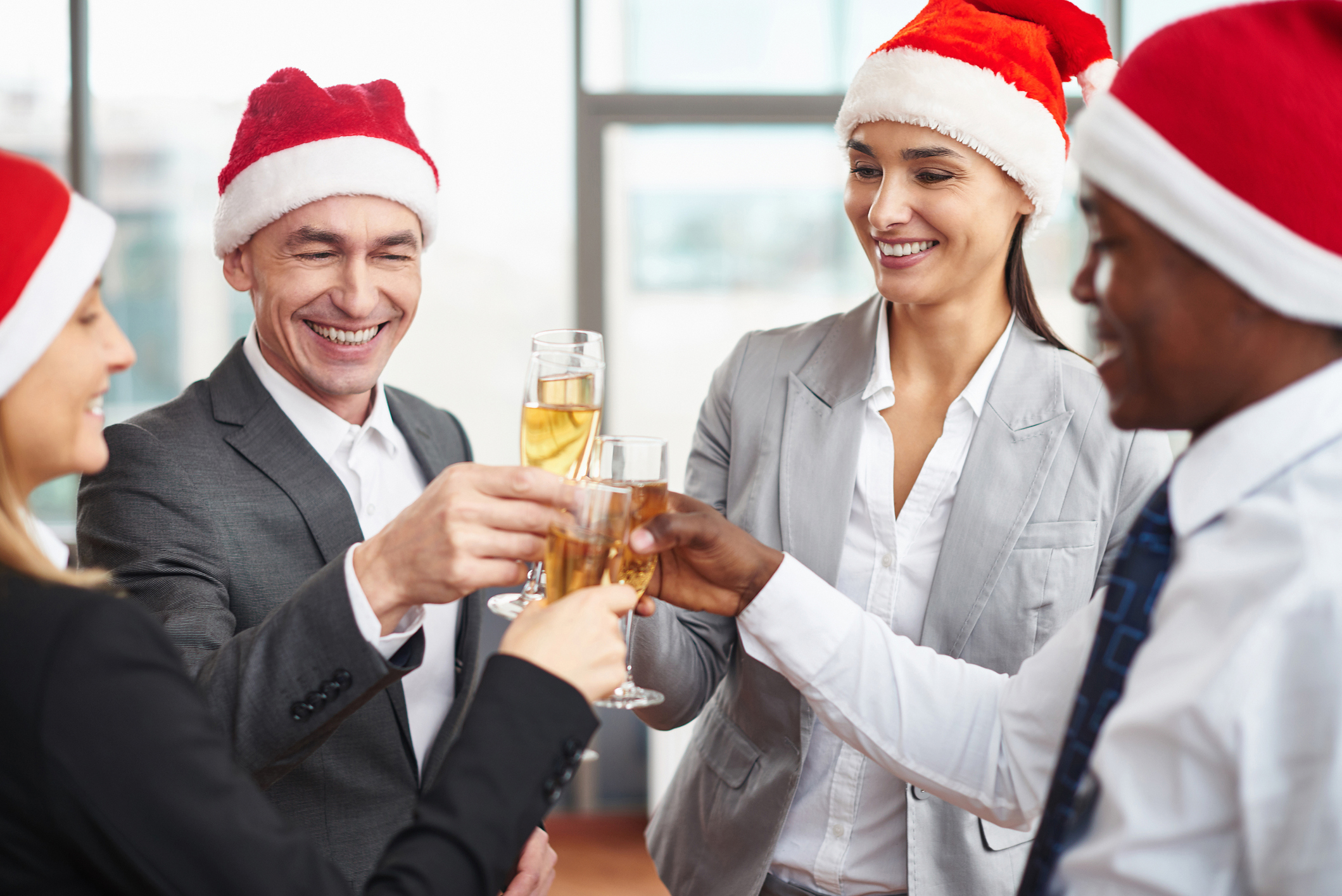 Reduce Waste At Office Party - Christmas