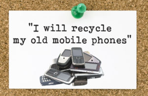 green resolutions - mobile phones