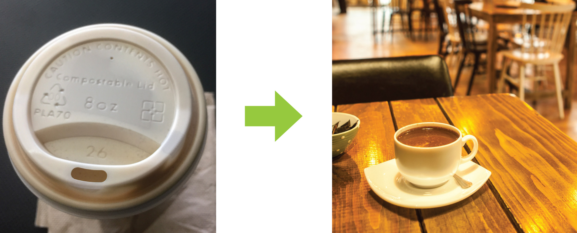 disposable plastic - coffee cups