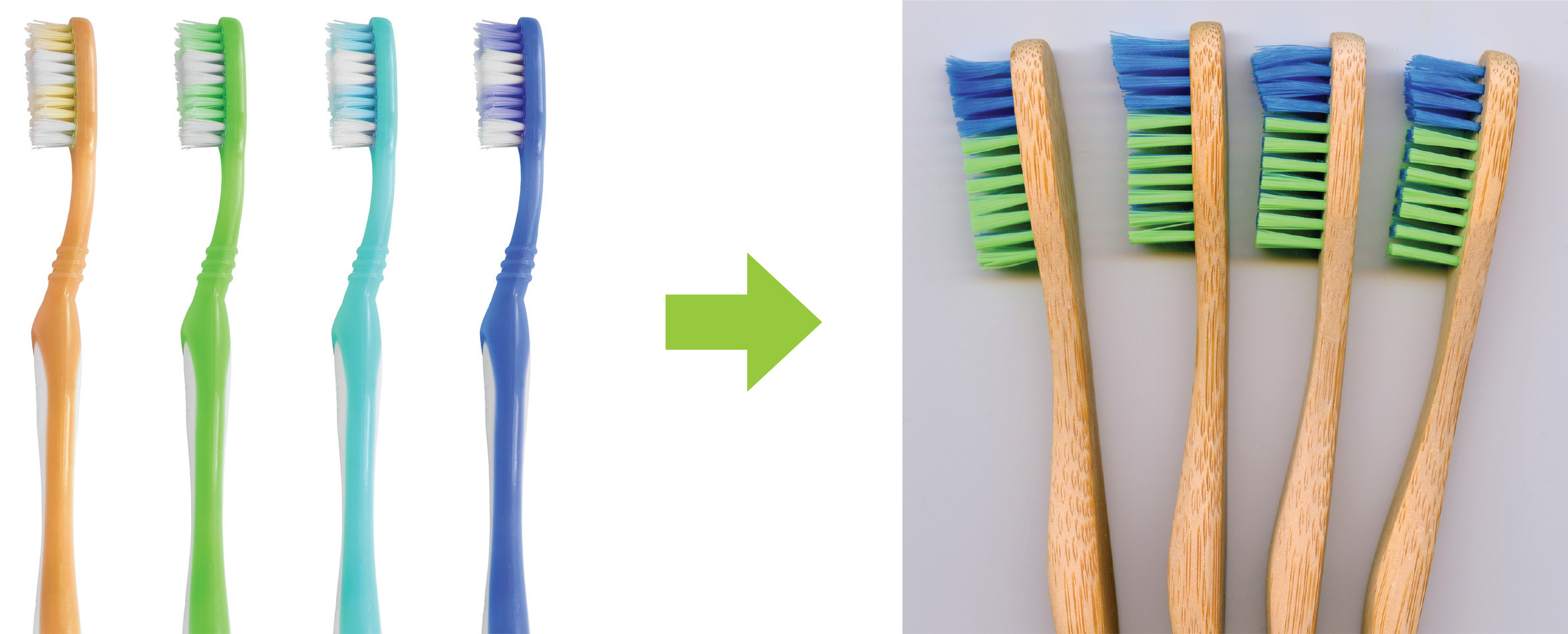 disposable plastic - toothbrushes