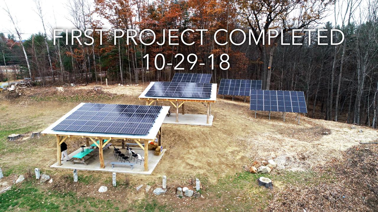 NH Solar Shares 2018 Annual Report