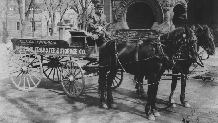 1916 – Park Transfer Company Officially Incorporated