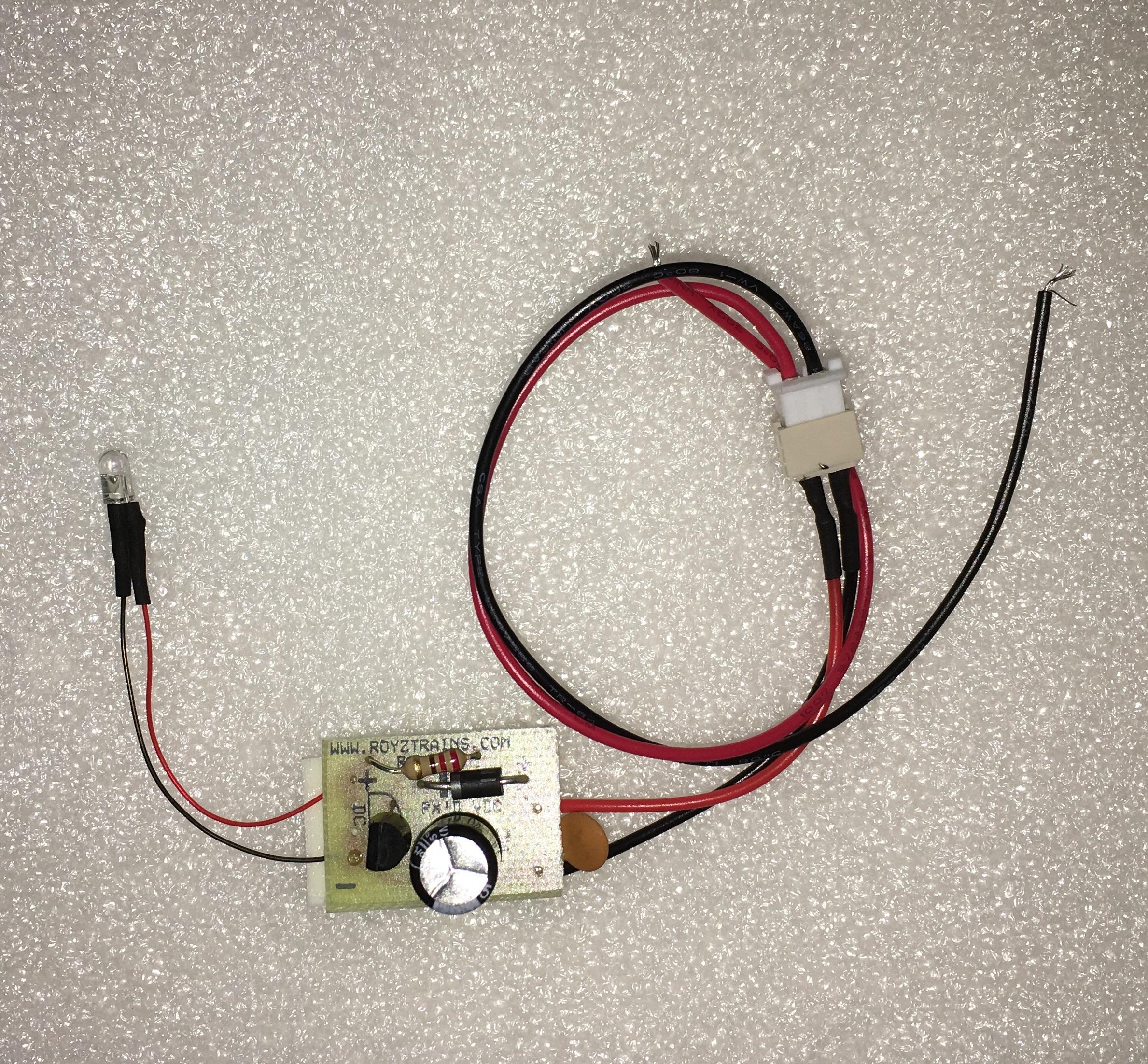 Backup Steam LED Kit