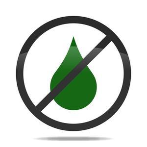 Mean green zero gas image