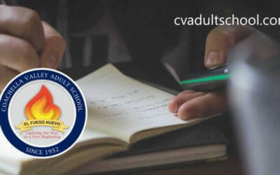 Check Schedules: GED and High School Diploma at Coachella Valley Adult School