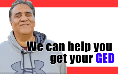 We can help you to get your GED