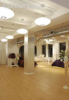 Royal Velvet Showroom