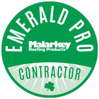 Malarkey Emerald Pro Contractor Badge