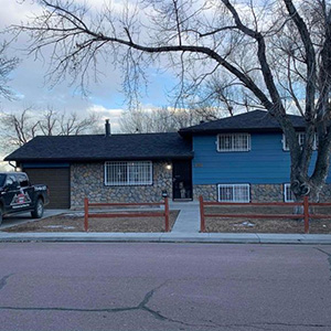 Roof Replacement - After hail damage near Fort Collins