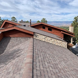 Roof Replacement - Hail damage class 3 Black Forest After