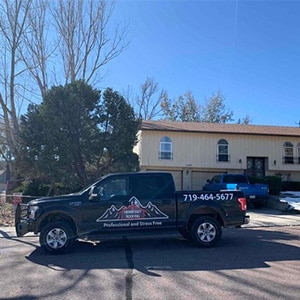 Roof Replacement for a Home sale in Colorado Springs
