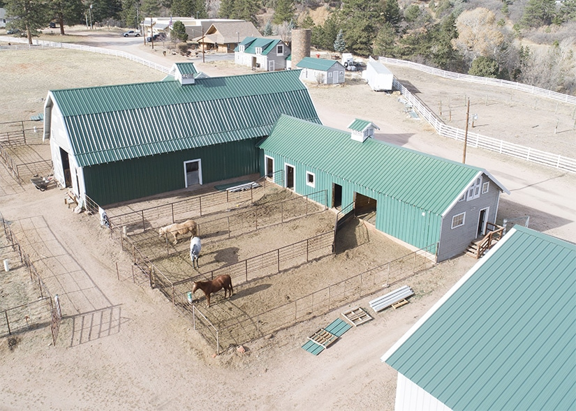 Parry Park Ranch Horse Corral Featured Image