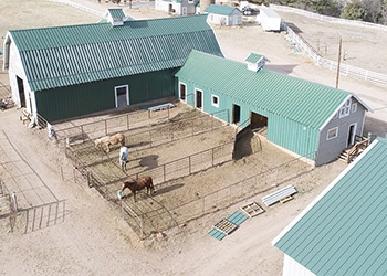 Parry Park Ranch Horse Corral Featured Image page