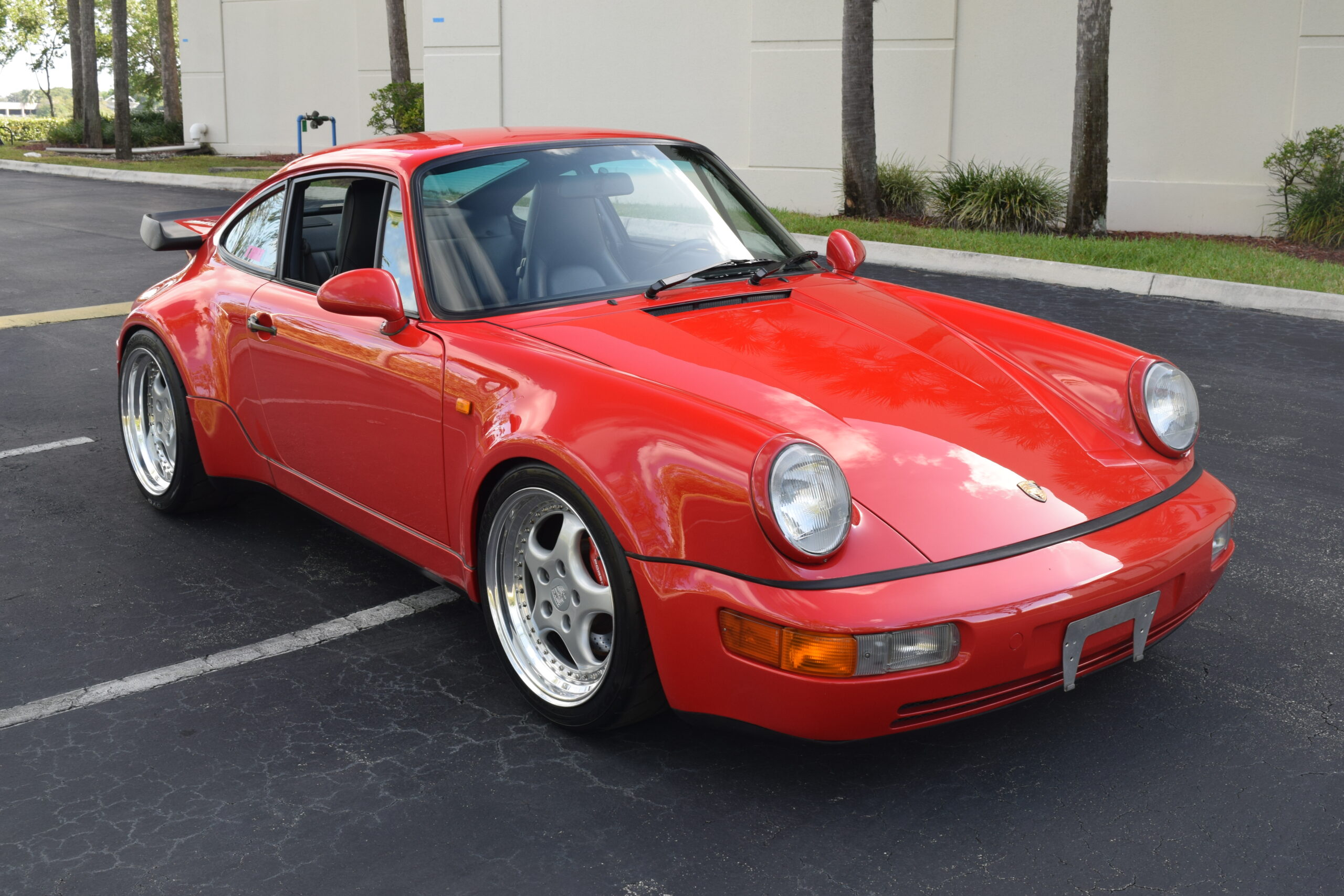 1993 Porsche 911 Turbo 964 28K Miles-Sunroof Delete-Big Brakes-3.8L Twin Plug – Limited Slip Differential